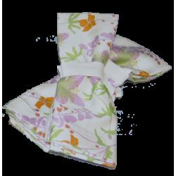 Organic Cotton Napkins (Set of 4) - Garden