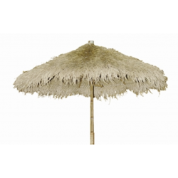 Bamboo thatched umbrellas 5,7,9 ft.