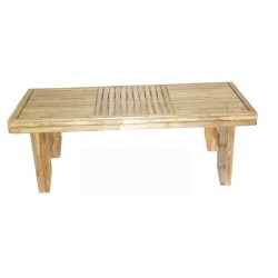 Fancy Folding Bamboo Coffee Table