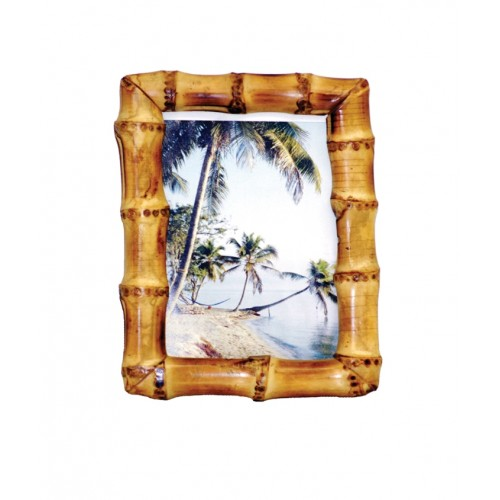 Natural Bamboo Root Picture Frame