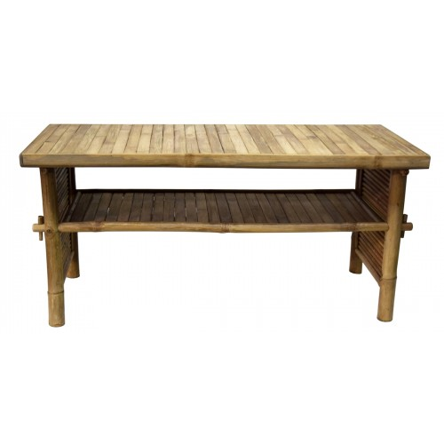 Jakarta slim profile coffee table