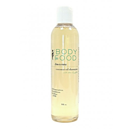 Coconut Oil Shampoo, 8 oz