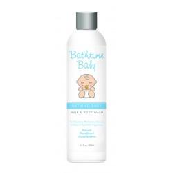 Bathtime Baby Bathing Baby Hair & Body Wash 8.5 oz.