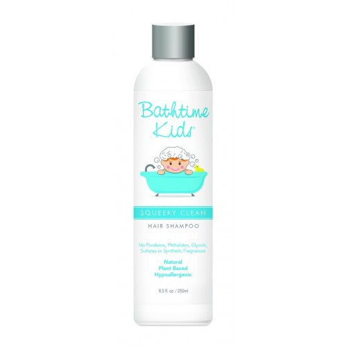 Bathtime Kids Squeeky Clean Hair Shampoo 8.5 oz.