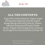 Earth Mama Organics Belly Oil 4 Fl. Oz.