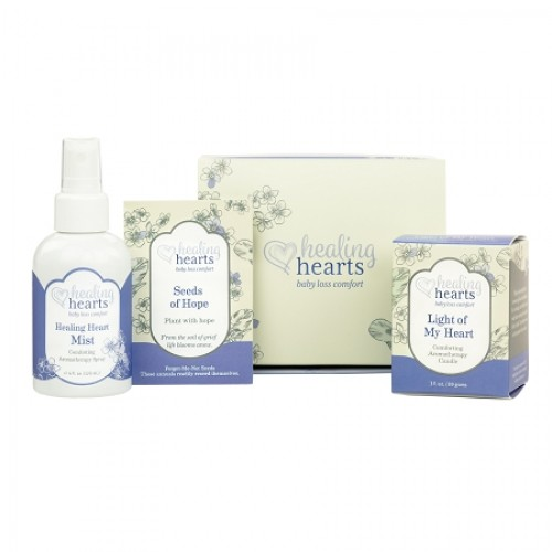 Earth Mama Organics Healing Hearts Baby Loss Comfort Kit