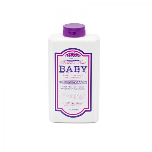 Forever New Baby Liquid Clean Cotton Detergent 32oz.
