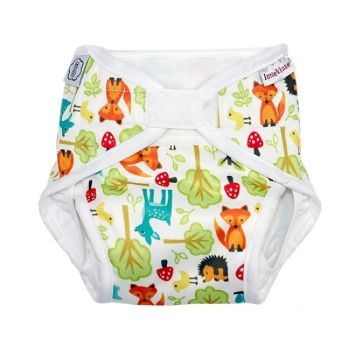 Imse Vimse Organic All-In-One Diaper