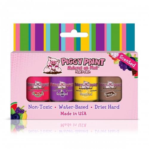 Piggy Paint *NEW* Yummy Scented Polish Box Set