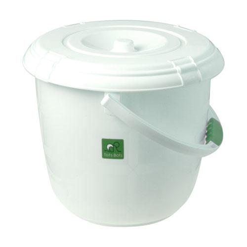 TotsBots Lockable Nappy Bucket