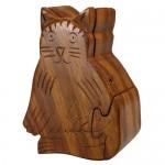 Cat Puzzle Box