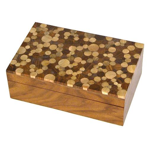 Large Shesham Wooden Box