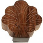 Tree Shaped Puzzle Box