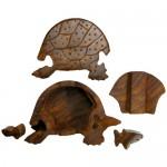 Turtle Puzzle Box