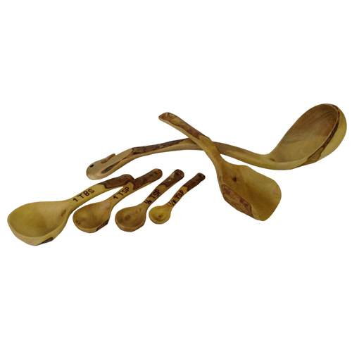 Coffee Wood Utensils
