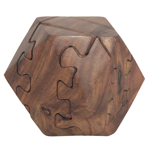 Cube Puzzle from India