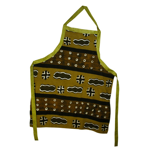 Mud Cloth Apron