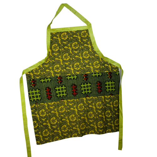 Recycled Print Apron