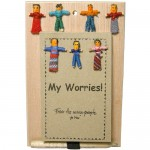 Worry Doll Notepad